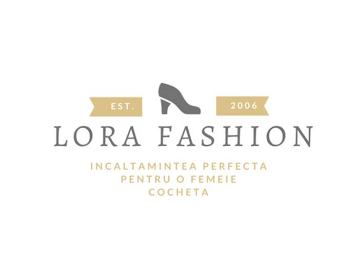 logo lorafashion.ro